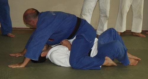 grappling dosiad brazylijskie jiujitsu